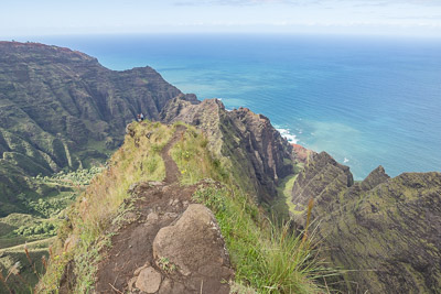 The Awaʻawapuhi Trail, Kauai